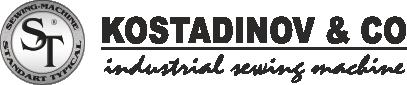 Шевни машини Kostadinov & Co :: Продажба, Сервиз, Консумативи